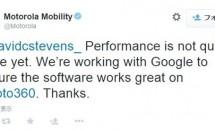 Moto 360のAndroid Wear 5.1.1アップデート、パフォーマンスに問題あり遅延