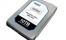 HGST、3.5インチで世界最大容量10TBのHDDを出荷開始―動画も公開