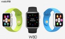 約1.0万円でSIMカード対応!Apple Watchクローン『原道 Vido W80』発表、MicroSDも使える