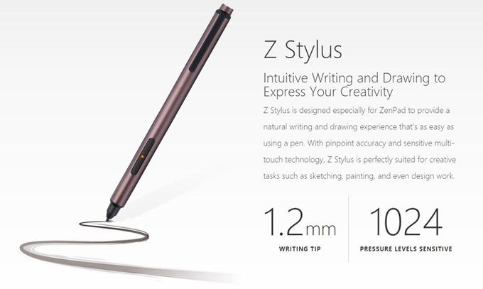 ZenPad-S-8.0-Z580CA-Z-Stylus