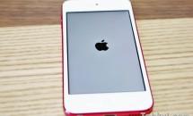 第6世代「iPod touch」購入レビュー、初回セットアップ・空き容量