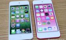 第6世代『iPod touch』購入レビュー、第5世代との外観を比べる