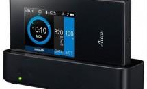 今度はデュアルSIMスロット搭載、ドコモMVNO向けモバイルルーター『NEC Aterm MR04LN』発表―価格・発売日