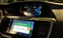 HONDA、次期アコードは7型タッチ液晶で「CarPlay」と「Android Auto」対応と発表