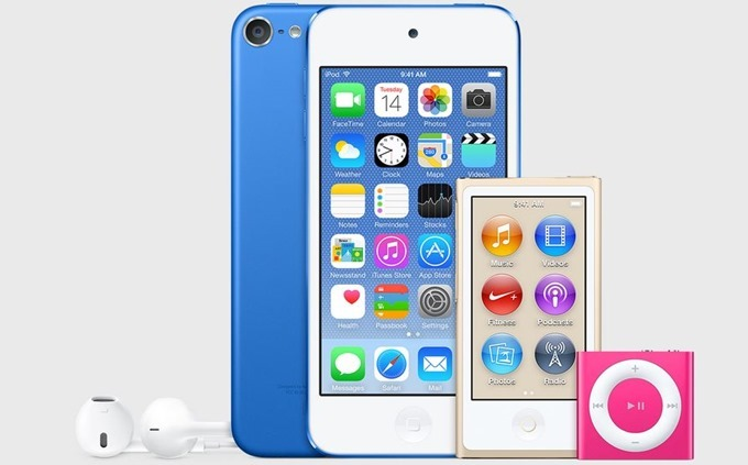 new-color-ipod-series