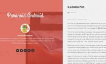 カスタムROM『Paranoid Android 5.1』リリース、Nexus 4~9まで対応