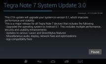 『Tegra Note 7』にAndroid 5.1 OTAアップデート配信開始