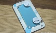 第6世代『iPod touch』用に保護ケース『パワーサポート エアージャケットセット for iPod touch 5th クリア PTZ-71』購入、開封レビュー