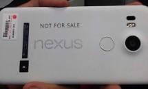 LG Nexus 5 (2015)のスペック情報がリーク、Snapdragon 808/RAM3GB/青色モデルなど