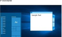 Microsoft、Windows 10最新ビルド10525公開―配色変更とメモリ圧縮に対応