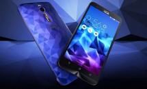 ASUS、クリスタル加工の高級5.5型スマホ『ZenFone 2 Deluxe』発表―スペック・価格