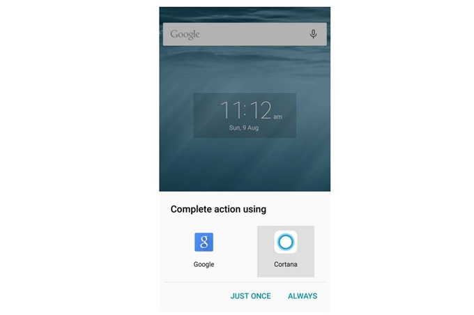 cortana-for-Android-home-button