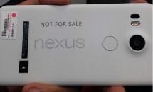 新型Nexusの名称は『LG Nexus 5X』と『Huawei Nexus 6P』か
