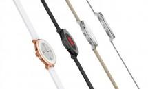 Pebble、最も薄く軽量な円形スマートウォッチ『Time Round』発表―価格・スペック