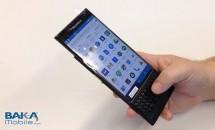 未発表『BlackBerry Venice』のハンズオン動画、タッチセンサー付きキーボードなど