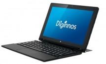 サードウェーブデジノス、Core M搭載11.6型2in1タブレット『Diginnos DG-D11IW』発表―価格・スペック