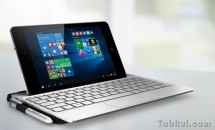 HP、LTE/ペン入力対応8型Winタブ『Envy 8 Note』発表―スペック、特徴など