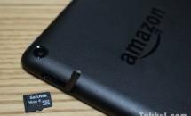 アマゾン初のSDカード対応タブレット『fire』試用レビュー、microSDカードにプライムビデオを保存する