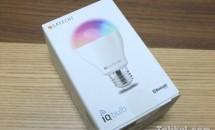 スマホから電気ON/OFF『Satechi サテチ IQ レインボー スマート LED電球』購入、開封~試用レビュー
