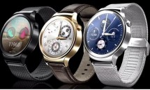 クラシックで高級感を追求した『Huawei Watch』、日本の発売日は10月16日―取り扱い店