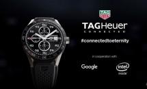 TAG Heuer、RAM1GB+Intel搭載スマートウォッチ『Connected』発表―スペック表・価格、Android Wear