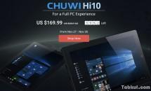 10.1型RAM4GB/Win10タブレット『Chuwi Hi10』が約2.1万円まで値下げ中