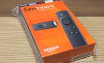 音声認識リモコン付きの『Fire TV Stick』到着、購入・開封レビュー