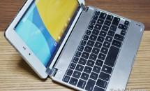 『Chuwi Hi8』でスタンド付きiPad mini向けBluetoothキーボードは使えるか