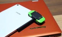 Chuwi Hi8でサブPC化、『Ten One Design Mountie』を試す―ノートパソコンで充電できるか