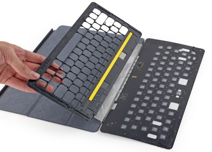 Smart Keyboard Teardown-01