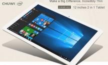 Chuwi Hi12 発売、12型2160×1440/RAM4GBで価格3.6万円―スペック