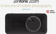 ASUS、光学3倍/RAM4GB『ZenFone Zoom』の2/5発売を発表―4モデルの価格と発売日