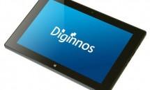 ドスパラ、Atom x5-Z8300搭載8.9型&10.1型Win10タブレット発表―スペック・価格