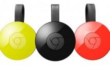 Google、新型ChromecastとChromecast Audioが日本発売―価格は4980円