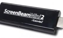 Windows 10 Continuum対応ワイヤレスアダプタ『ScreenBeam Mini2 Continuum』発表、価格・発売日・スペック