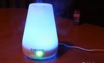 LEDライト付きE-PRANCE製アロマディフューザー&エッセンシャルオイル イランイラン購入・開封レビュー