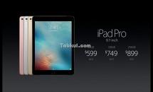 Apple、9.7インチ版『iPad Pro』発表―スペック・発売日・価格