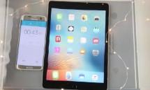 iPhone SE/9.7インチiPad Proの防水性能、水没テスト動画