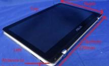 Asus未発表360度回転ノートPC『Q304U』がFCC通過、画像と一部スペック