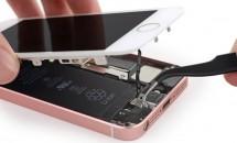 早くも『iPhone SE』が分解される、バッテリ容量は1624mAhなど―iFixit