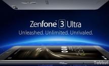 6.8型ASUS ZenFone 3 Ultra ZU680KL発表、スペック・価格・対応周波数・発売日・動画