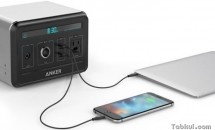Anker、コンセントやDC/USB出力を備えたポータブル電源『PowerHouse』発表 – 発売日・価格