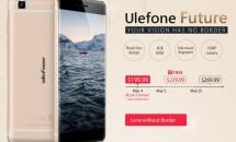 RAM4GBで約2.57万円、5.5型『Ulefone Future』予約開始 – スペック・対応周波数