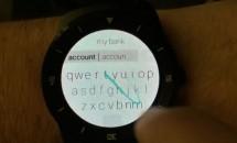 Google、スマートウォッチ向けジェスチャーキーボード『WatchWriter』を準備中か