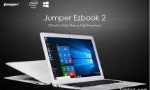 約2.4万円で14.1型『Jumper EZbook 2』が予約受付スタート