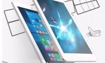 価格1.0万円の8型『Cube iWork 8 Air』発表・スペック、デュアルブート対応など