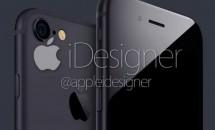iPhone 7 の新色は「スペースブラック」か、イメージ画像も登場