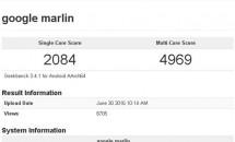 次期Nexusコードネーム『Marlin』がGeekbenchに登場