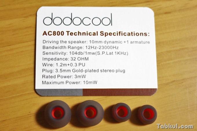 dodocool-AC800_4580