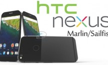 HTC Nexus Marlin/Sailfishのレンダリング動画